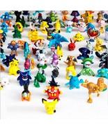 Generic 1 Complete Set Pokemon Action Figures (... - $22.99