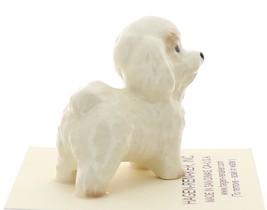 Hagen-Renaker Miniature Ceramic Dog Figurine Bichon Frise image 4