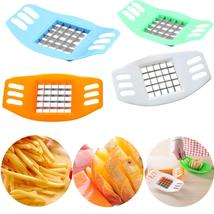 2018 New Vegetable Potato Slicer Cutter French Fry Cutter Chopper 4Colors - $5.99