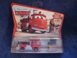 DISNEY PIXAR CARS STANLEY & RED Factory sealed package. Brand New. - $34.99