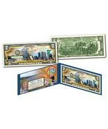 MINNESOTA Genuine Legal Tender $2 Bill USA Honoring America's 50 States - $13.81