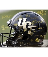 2017 UCF KNIGHTS TEAM SIGNED AUTOGRAPHED LARGE 16x20 PHOTO 12-0 McKenzie... - $175.00