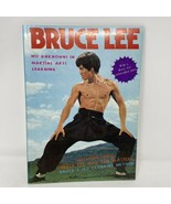 Bruce Lee His Unknowns in Martial Arts Learning Book - $22.76
