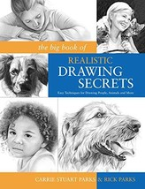The Big Book of Realistic Drawing Secrets: Easy Techniques for drawing p... - $5.94