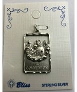 First Communion Sterling Silver Remembrance Medal - Item M1 - from Bliss... - $21.99
