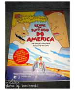 Beavis and Butthead Do America Script Book - $8.00