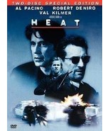 Heat (Two-Disc Special Edition) by Al Pacino [DVD] - $19.97