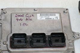 06-08 Honda Civic 1.8 A/T ECU PCM Engine Computer & Immobilizer 37820-RNA-A61 image 3