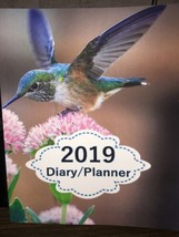 2019 Diary Planner: Page a Day (365 Pages) Daily Diary / Planner, Calend... - $16.29