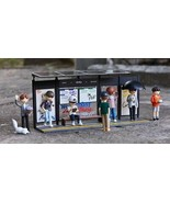 BTS 7 Members Pop-up Store Art Toy Full Set Limited Edition  - $4,753.00