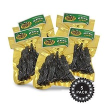 Climax BEST Natural Style Thick Strips 3.25 OZ. Beef Jerky Teriyaki - 5 Pack - $53.25