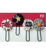 JUST CLIPS Authentic Blossoms Kit **SPECIAL** JABC Just Another Button C... - $7.50
