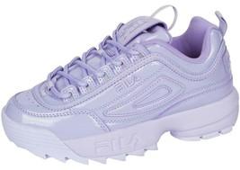 NIB*Fila Disruptor II Premium Sneaker*Patent Lavender*Size 6-10 - $135.00