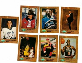 1993 Promo Cards USA 3rd Annual Super Show,7 Card Set - $24.11
