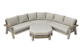 The Sand Dunes - 7pc Sunbrella® Outdoor Sofa Set - (Eagle Series) - $2,655.00