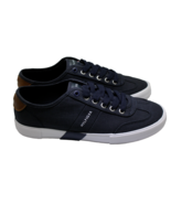 TOMMY HILFIGER Men's Pandor Dark Blue Fabric Sneaker Size 8 NEW - $56.09