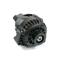 A-Team Perfromance GM CS130D Style High Output 180 Amp Alternator Black