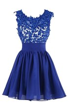 Applique Beading Short Homecoming Dresses Lace Cocktail Prom Dresses Sho... - $116.00