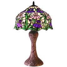 Tiffany-style Iris Table Lamp - $236.28