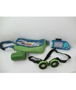 Wild Kratts Adventure Set Fanny Pack Bag Creature Pod Disc Holder Goggles Pouch - $49.49