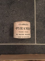 """Complete Set of 8 Clarke's """"Pyramid"""" Night Lights (Candles)-RARE in original box image 6"""