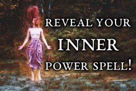 ULTIMATE INNER POWER REVELATION SPELL! UNVEIL YOUR TRUE NATURE! FORTUNE, WEALTH! - $67.99