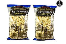 Trader Joe%27s World's Puffiest White Cheddar Corn Puffs: 2 Pack - 7 oz ... - $18.99