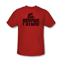 Psycho House T shirt Alfred Hitchcock classic movie red cotton tee UNI201 image 4