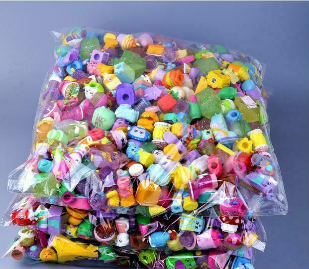 Mini Fruit Figure Toys Children Gift 100 Pieces Action Figures Western Animation image 7