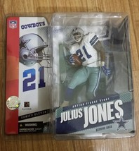 Julius Jones NFL McFarlane Figure Series 11 Dallas Cowboys 2005 NEW - $10.00