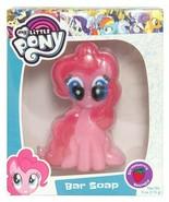 "My Little Pony Pinkie Pie Bar Glycerin Soap Strawberry Scent 4"" Tall  - $10.88"