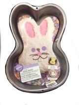 Wilton Non Stick Funny Bunny Rabbit Head Shaped Easter Party Cake Pan Mo... - $650,70 MXN