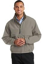 Port Authority Men's Legacy Jacket. J764 S Khaki/Nutmeg - $31.13