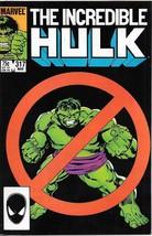 The Incredible Hulk Comic Book #317 Marvel 1986 Very FINE/NEAR Mint New Unread - $3.99