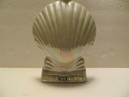 Jim Beam Florida 1968 Seashell Headquarters of the World Decanter - $14.99
