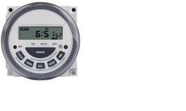 US Automatic / Sentry 300 12V 24 Hours 7 Day Timer Digital Timer Gate Op... - €34,94 EUR