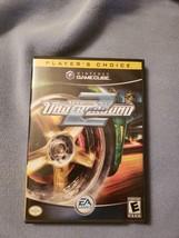 Need for Speed: Underground 2 (Nintendo GameCube, 2004) FREE SHIPPING - $12.00