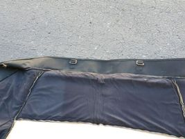 89-93 Jaguar XJS XJ-S Convertible Top Boot Canvas Cover - BLACK image 11