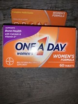 One A Day Women's Formula 60 count tablets Exp 04/2020 - $3.37