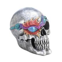 Skull Statue, Skull Party Decorations, Aquarium Decorative Skull Figurin... - €23,63 EUR