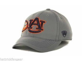 Auburn Tigers - Tow Ncaa Sketched Gray Stretch Fit CAP/HAT - Osfm - $18.04
