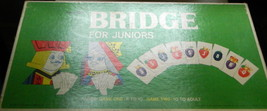 Bridge for Juniors Board Game-Complete - $14.00