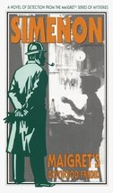 Maigret's Boyhood Friend (Harvest/HBJ Book) Simenon, Georges - $14.85