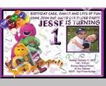 Barneyinvitation thumb155 crop