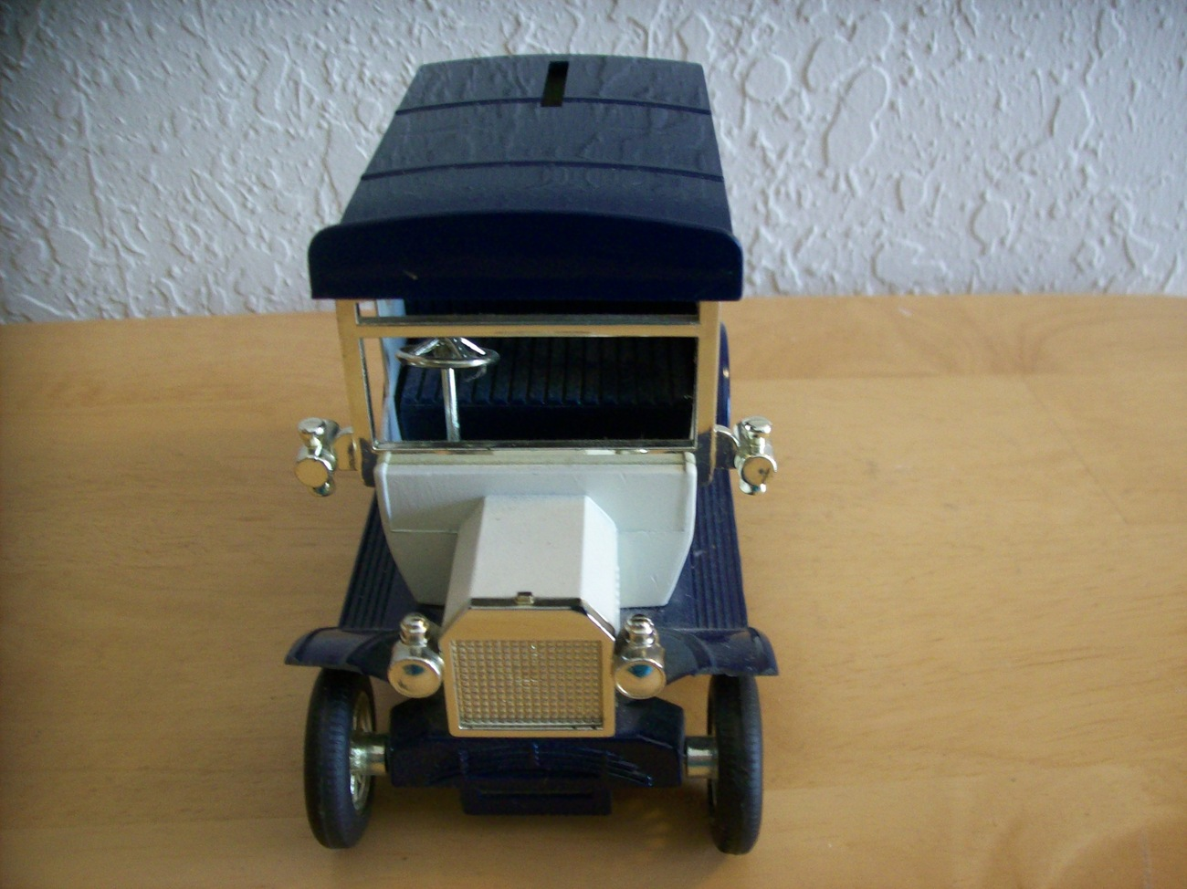 Golden Wheels Pepsi Ford Model T Delivery Truck Toy Coin Bank  image 3