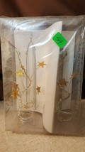Dept 56 Starburst Candle Spiral -- Pair -- New In Box -- New Old Stock - $9.99