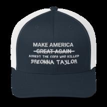 Make America Arrest The Cops Hat / Lebron James Maga Hat / Lebron maga Hat / Tru image 8