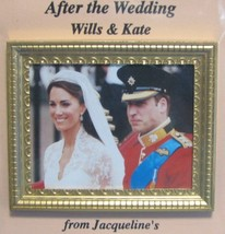 DOLLHOUSE Will & Kate After Wedding Photo Jacquelines 9972 Royal Miniature image 2
