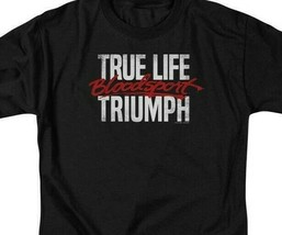 Bloodsport T-shirt True Life Triumph Retro 80's movie graphic tee MGM292 image 2