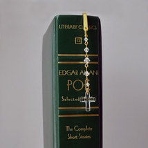 Crystal Cross Bookmark image 5
